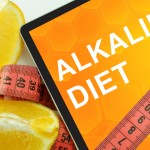 alkaline diet on tablet.